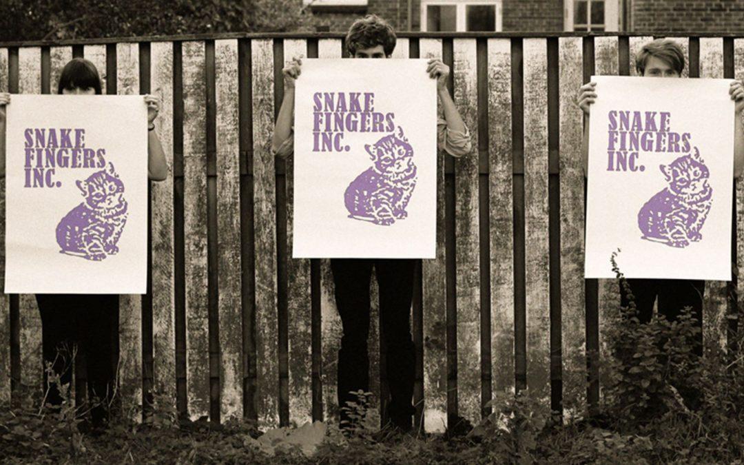 Snakefingers INC anbefaler 10 album