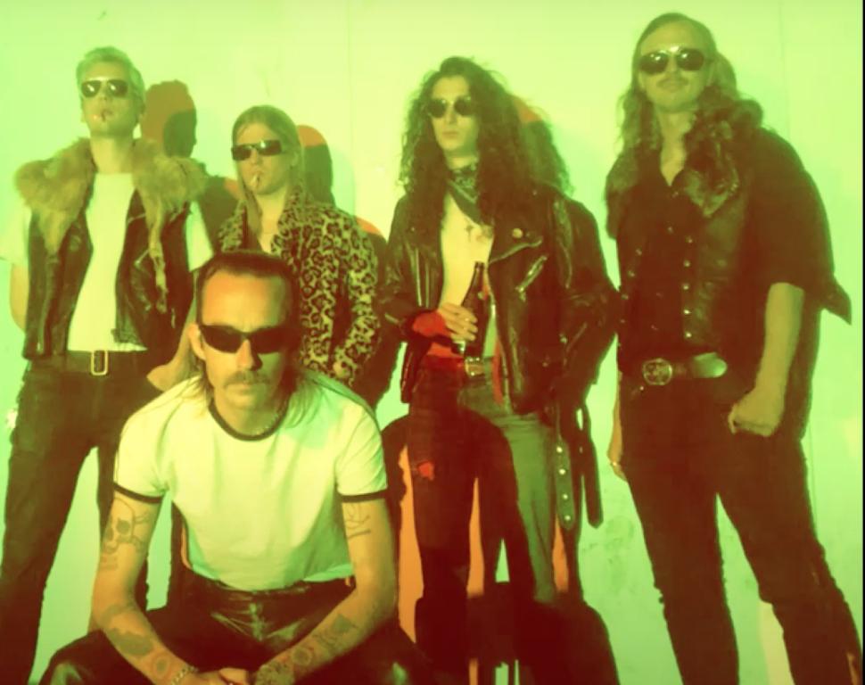 Guldsjakal: Københavns eneste rockband